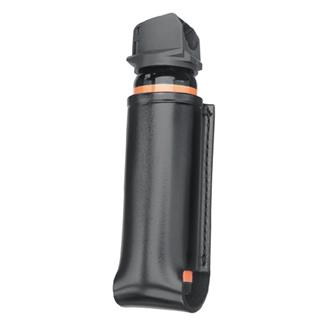 Gould & Goodrich Open Top Aerosol Holder Hi-Gloss Black