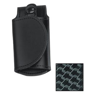 Gould & Goodrich K-Force Silent Key Holder Black Basket Weave