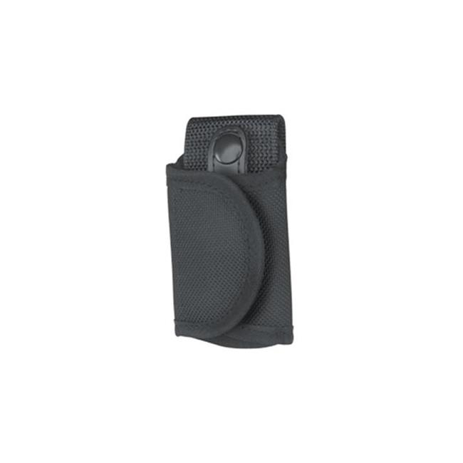 Gould & Goodrich Ballistic Nylon Silent Key Holder Nylon Black