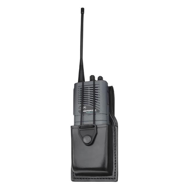 Gould & Goodrich Ballistic Nylon Universal Swivel Radio Case Black Nylon