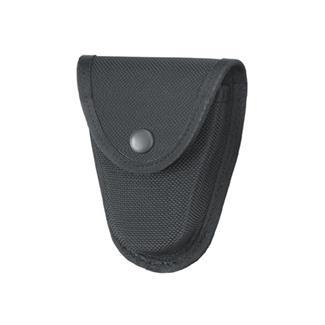 Gould & Goodrich Ballistic Nylon Hinged Handcuff Case Black Nylon