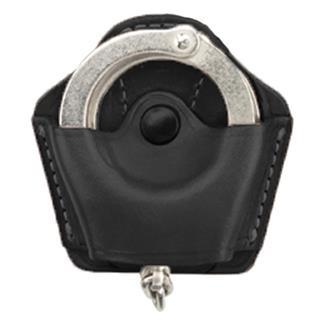 Gould & Goodrich Compact Handcuff Case Plain Black