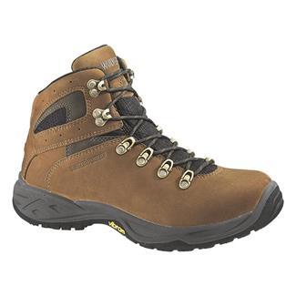 "Wolverine 5"" Highlands Hiker WP Brown / Gray"