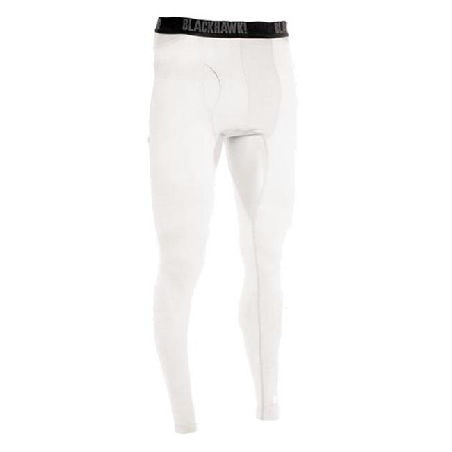 Blackhawk Engineered Fit Long Bottoms White