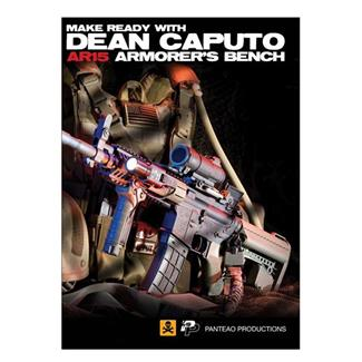 Panteao Make Ready with Dean Caputo AR15 Armorer's Bench