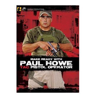 Panteao Make Ready with Paul Howe Tac Pistol Operator