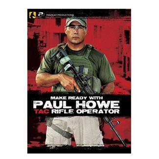Panteao Make Ready with Paul Howe Tac Rifle Operator