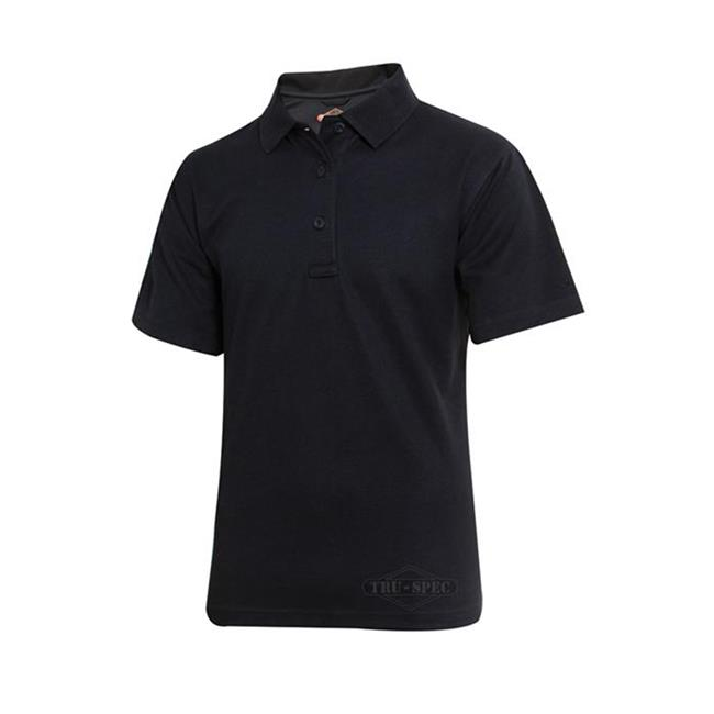 24-7 Series Polo Shirt Black