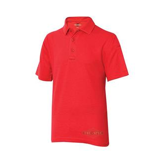24-7 Series Polo Shirt Range Red
