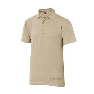 24-7 Series Polo Shirt Silver Tan