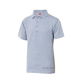 24-7 Series Polo Shirt Heather Gray