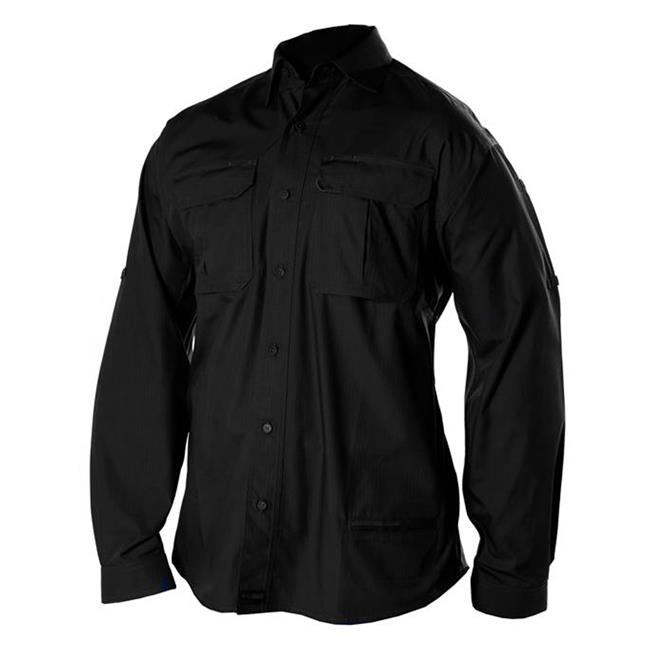 Blackhawk Lightweight Long Sleeve Tactical Shirt Black