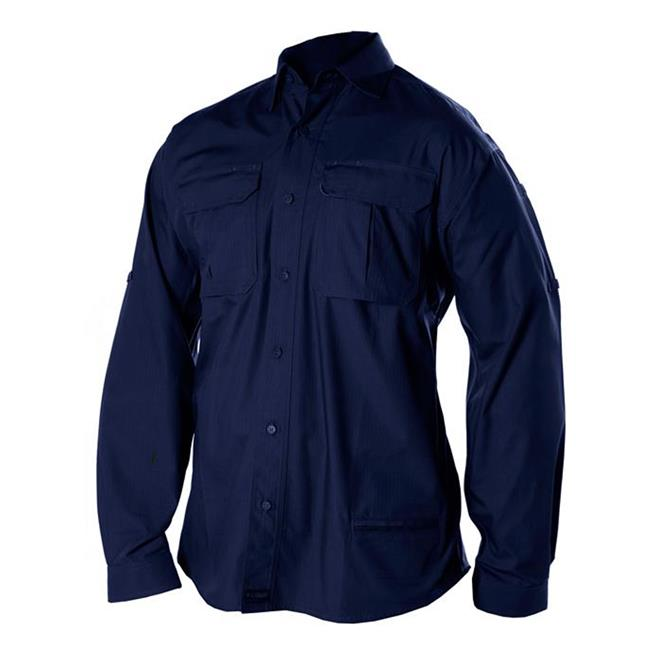 Blackhawk Lightweight Long Sleeve Tactical Shirt Navy
