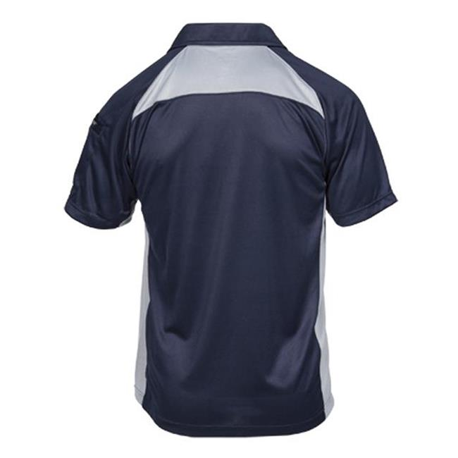 Blackhawk Short Sleeve Athletic Polos Navy