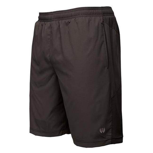 Blackhawk Long Athletic Shorts Black