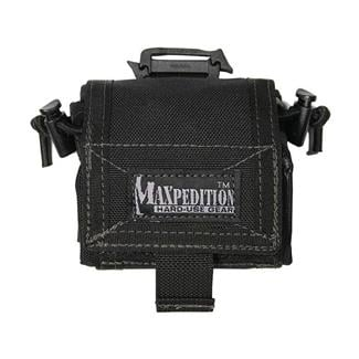 Maxpedition Rollypoly Folding Dump Pouch Black