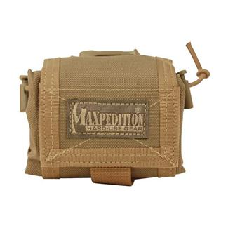 Maxpedition Rollypoly Folding Dump Pouch Khaki