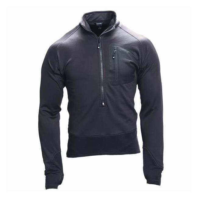 Blackhawk 3/4 Zip Soft fleece Pullover Navy