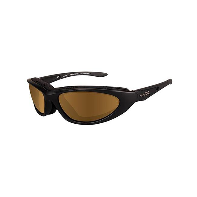 Wiley X Blink Matte Black Polarized Bronze