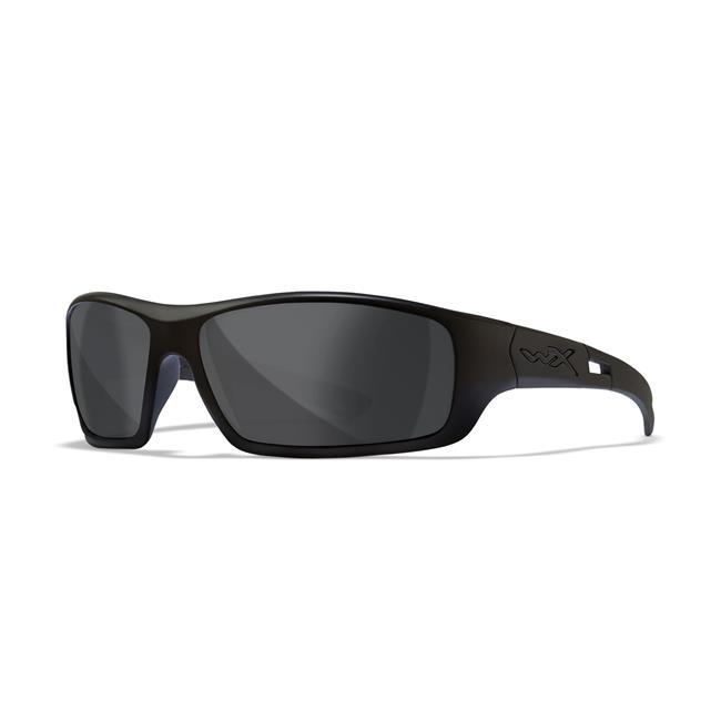 Wiley X Slay Black Ops Smoke Gray Matte Black