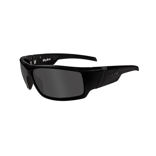 Wiley X Hydro Polarized Smoke Green Gloss Black