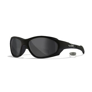 Wiley X XL-1 Advanced Matte Black 2 Lenses Smoke Gray / Clear