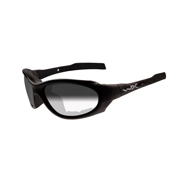 Wiley X XL-1 Advanced Light Adjusting Smoke Gray Matte Black 1 Lens