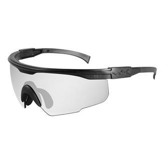 Wiley X PT-1 1 Lens Clear Matte Black