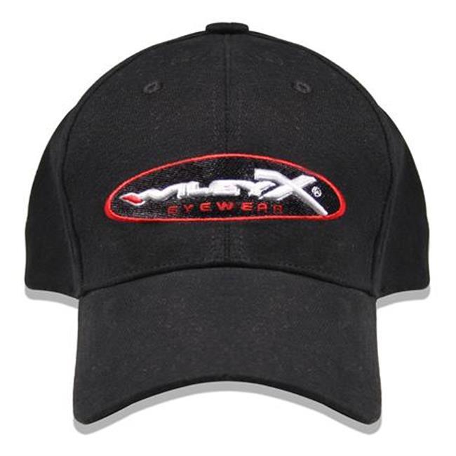Wiley X Twill Adjustable Cap Black