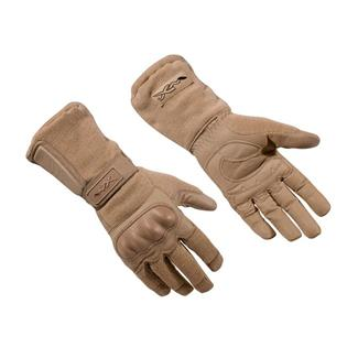 Wiley X Tactical Assault Gloves Coyote Tan