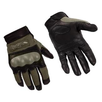 Wiley X Combat Assault Gloves Foliage Green