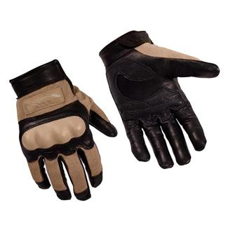 Wiley X USA Combat Assault Gloves Coyote Tan