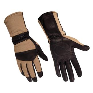 Wiley X Orion Flight Gloves Coyote Tan