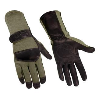 Wiley X Orion Flight Gloves Foliage Green