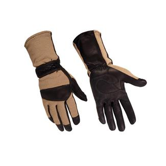 Wiley X USA Orion Flight Gloves Coyote Tan