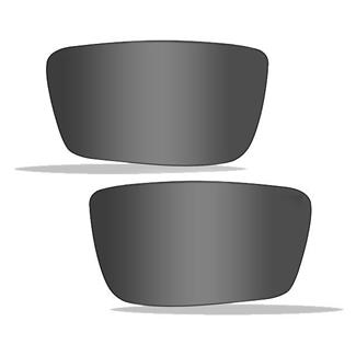 Wiley X Revolvr Replacement Lenses Black Ops Smoke Gray