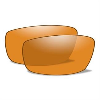 Wiley X Guard Replacement Lenses Light Rust