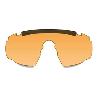 Wiley X Saber Advanced Replacement Lenses Light Rust