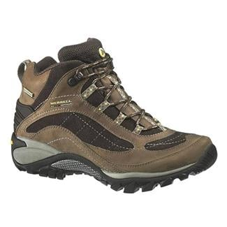 Merrell Siren WP Mid Leather Brown