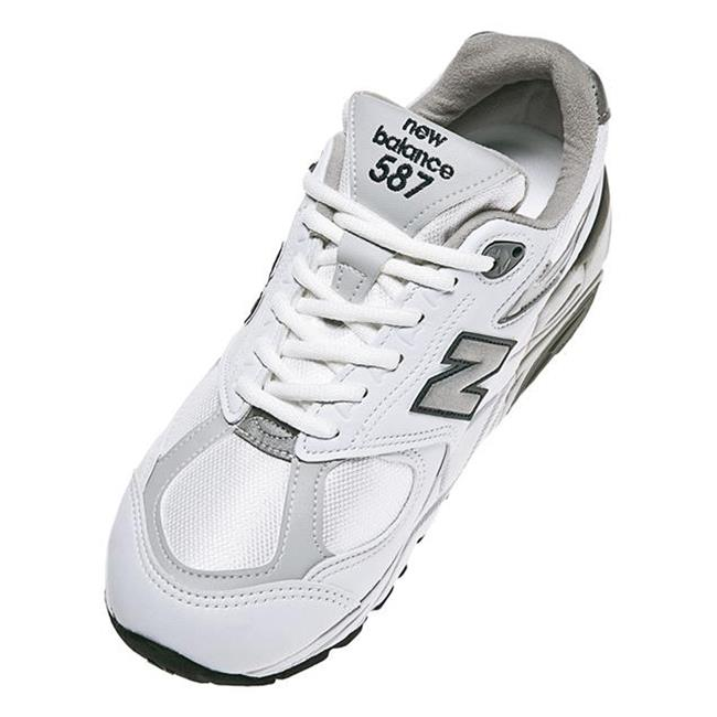 New Balance 587 White / Gray