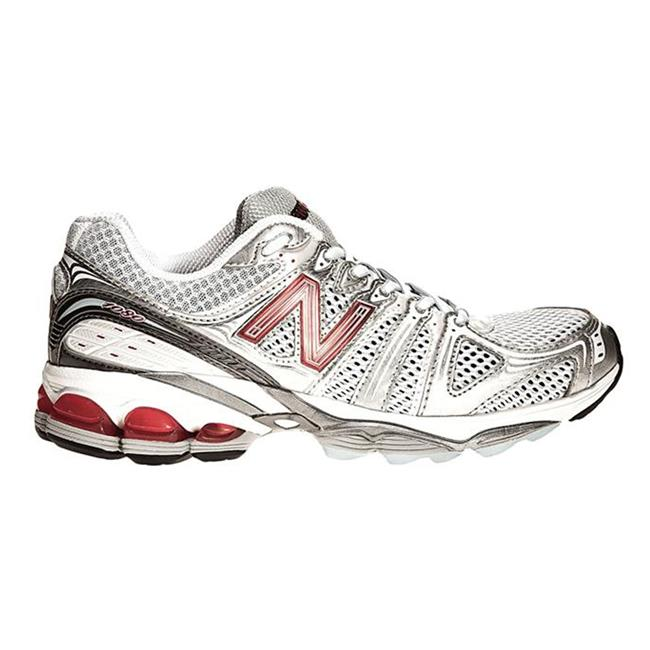 New Balance 1080 Silver / Red