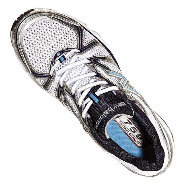 New Balance 759 White / Silver & Blue