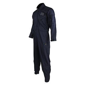 Tru-Spec Poly / Cotton Twill 27/P Flight Suits Dark Navy