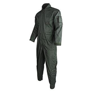 Tru-Spec Poly / Cotton Twill 27/P Flight Suits Sage Green