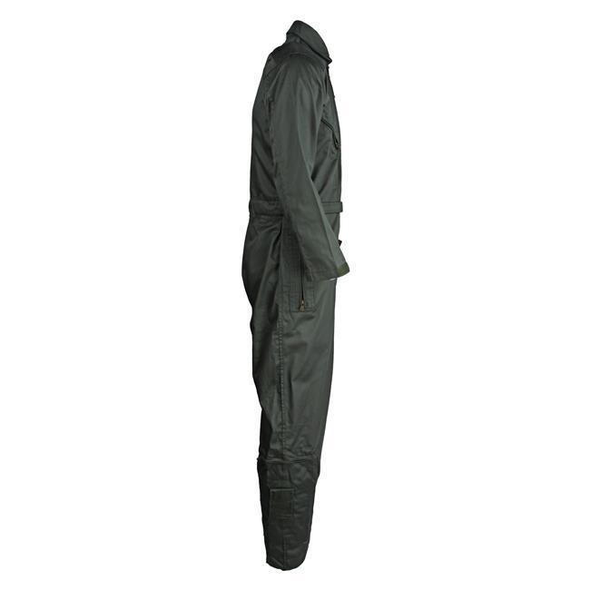 Tru-Spec Poly / Cotton Twill 27/P Flight Suits Sage Green