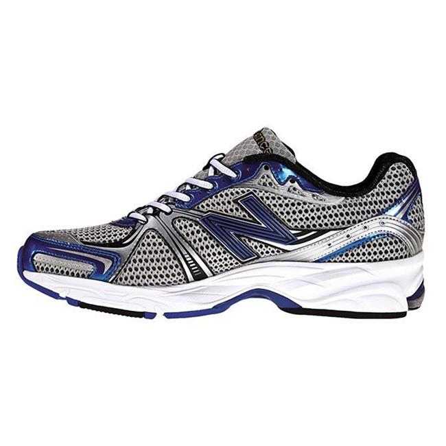 New Balance 880 Silver / Blue & Black