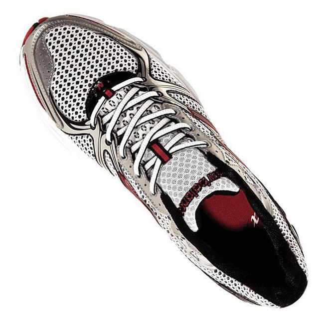 New Balance 880 Silver / Red & Black