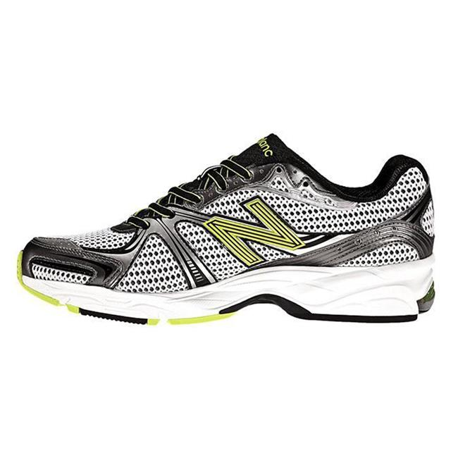 New Balance 880 Silver / Yellow & Black
