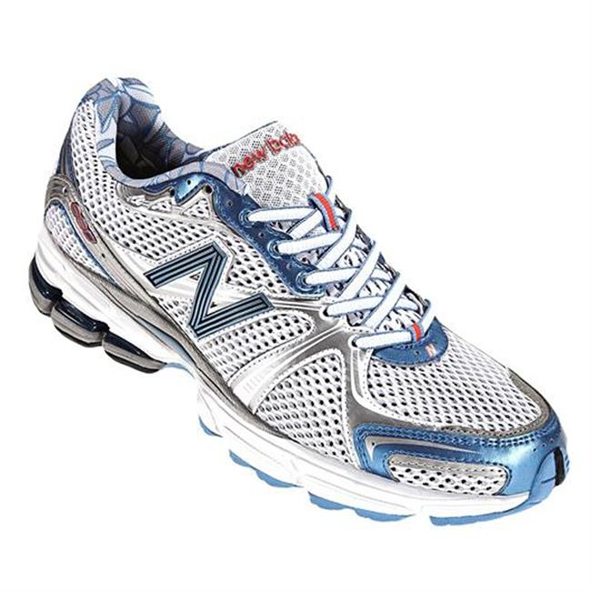 New Balance 880 White / Silver & Blue