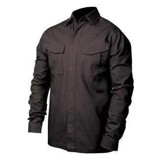 Blackhawk Cotton Tactical Long Sleeve Shirt Black